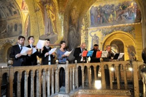 solisti cappella marciana2