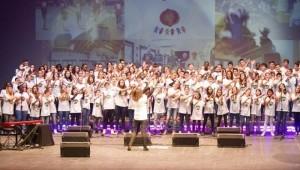 14° Gospel alle Stelle - coro Valussi