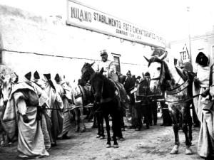 Lo stabilimento di Luca Comerio a Tripoli