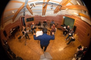 Prove d'orchestra (Foto Demis Albertacci)