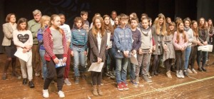Solidalmente Giovani - premiazione concorso La Cultura della Solidarietà vista dai Giovani