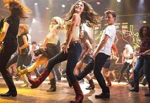 country-dancing