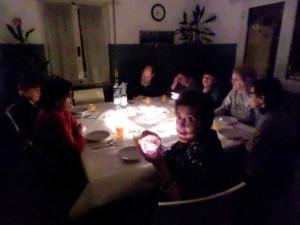 A Calicantus nel 2015 si è cenato così