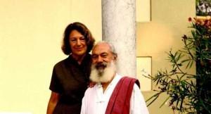 Angela e Tiziano Terzani