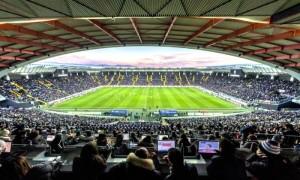 Dacia Arena - Udinese Juventus