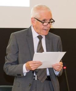 Paolo Goi, curatore della rassegna.