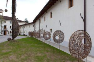 foto Bianchini Palazzo Burovich mostra land art