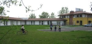 La sede di Arcobaleno