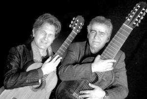 Michele Pucci e Alberto Chicayban
