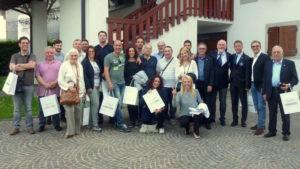 corso primo livello Corno di Rosazzo - Anag Friuli Venezia Giulia