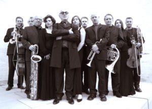 Band Photo by Martin Elliott - big version