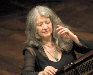 Martha Argerich ph. Adriano Heitman