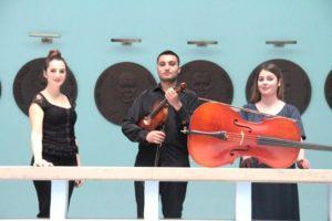 Trio di Tirana