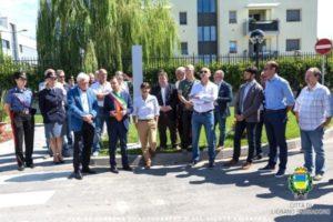 Foto visita presidente Serracchiani Ps Lignano