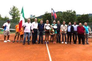 Premiazioni Città di Tarvisio Cup 2016