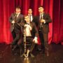 Zadarski clarinet quartet_Aiello