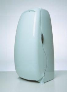 Il frigorifero OZ della Zanussi (1998) - Design Roberto Pezzetta e Zanussi Industrial Design Center