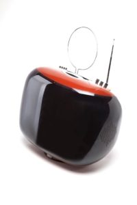 Televisore Seleco SP17 (1970) - Designer Luigi Molinis (Foto Riccardo Maria Moretti)
