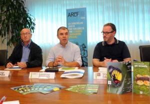 Udine 19 Settembre 2016. Presentazione iniziativa Arlef - Casa delle Farafalle di Bordano. Petrussi Foto Press / Diego Petrussi