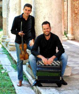 Il duo Comisso-Piovesan