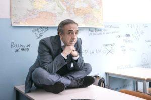 Silvio Orlando in La scuola