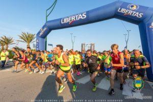 La partenza della scorsa edizione della Sun & Run