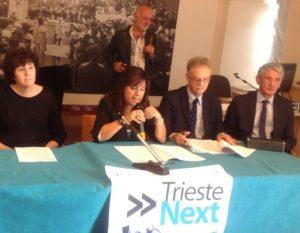 La presentazione di Trieste Next