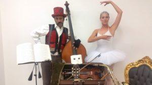Sisi, Ottone e la cantina musicale