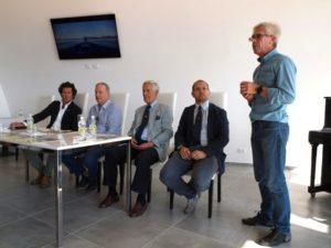 La presentazione (Foto Maurizio Ustolin)