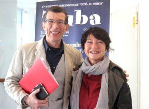 Fabrizio Fontanot con Silvia Massarelli