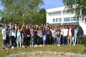 Scambio con studenti della Repubblica Ceca