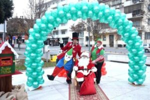 Babbo Natale (Foto Simonella)